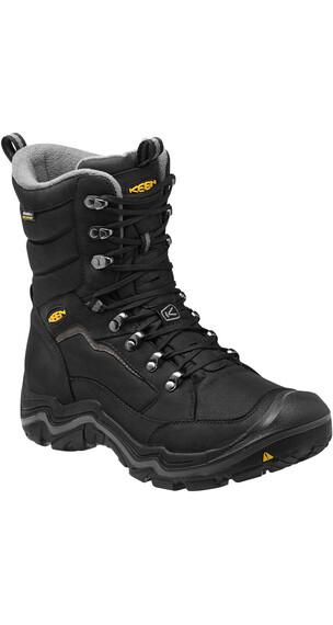 Keen Durand Polar EU Shoes Men Black/Gargoyle